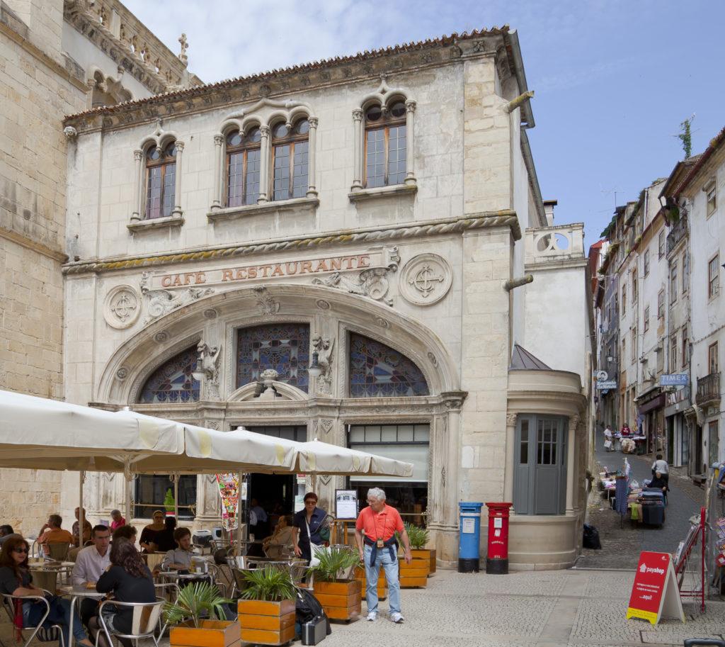 Café de Santa Cruz Coimbra