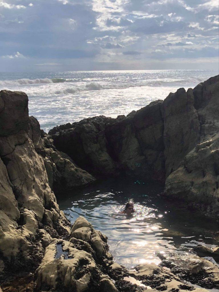 Piscines naturelles de Santa Teresa Costa Rica