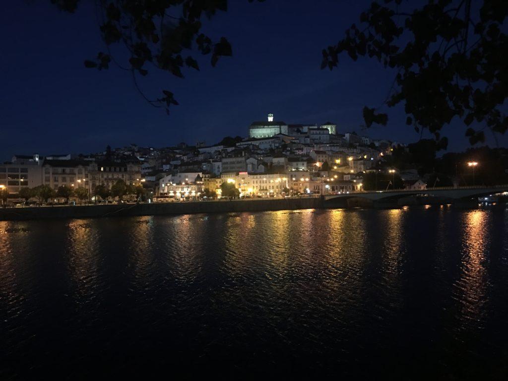 Coimbra de nuit