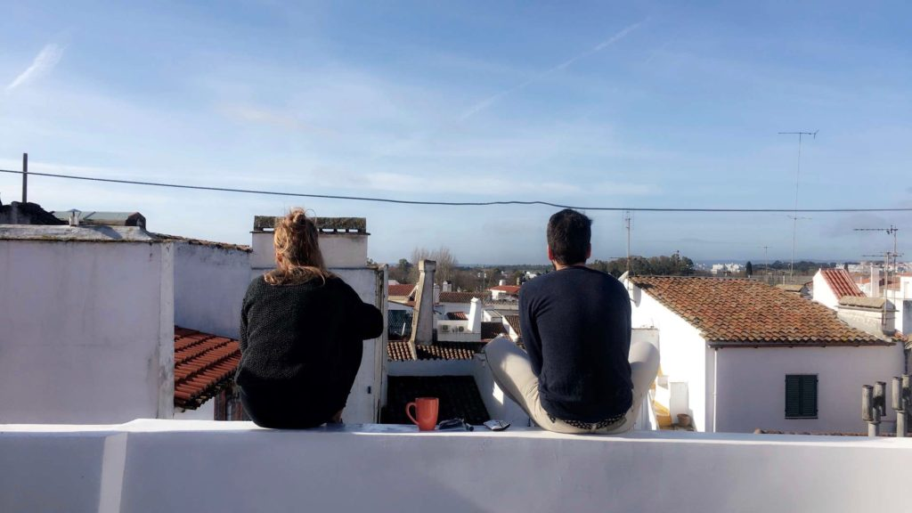 Itinéraire au Portugal Hors des Sentiers Battus | Toits d'Évora