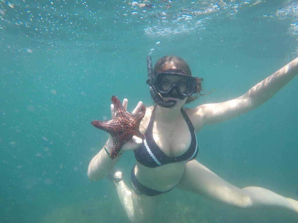 Snorkeling à Isla da Tortuga, Costa Rica