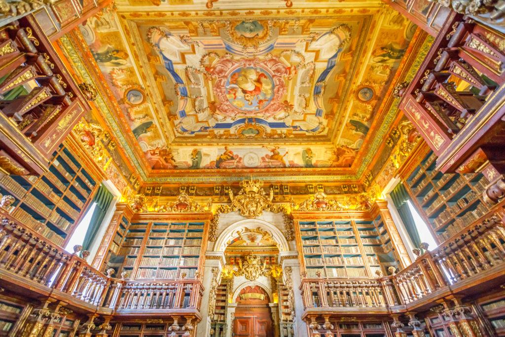 Bibliothèque Joanina Coimbra