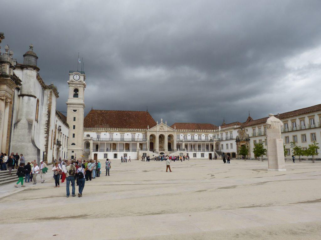 Itinéraire au Portugal Hors des Sentiers Battus | Université de Coimbra