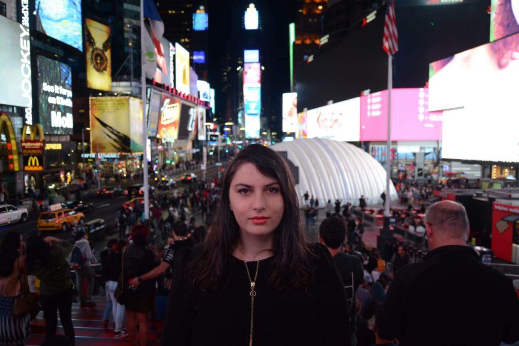 Times Square | Les Voyages d'Adélaïde