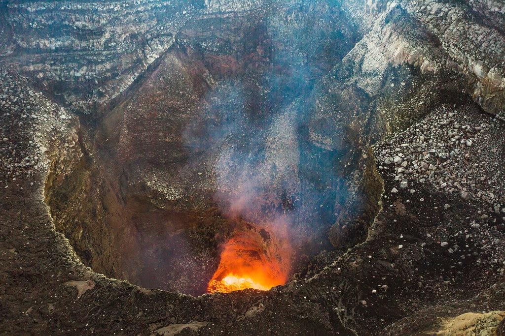 Volcan Masaya, Granada, Nicaragua