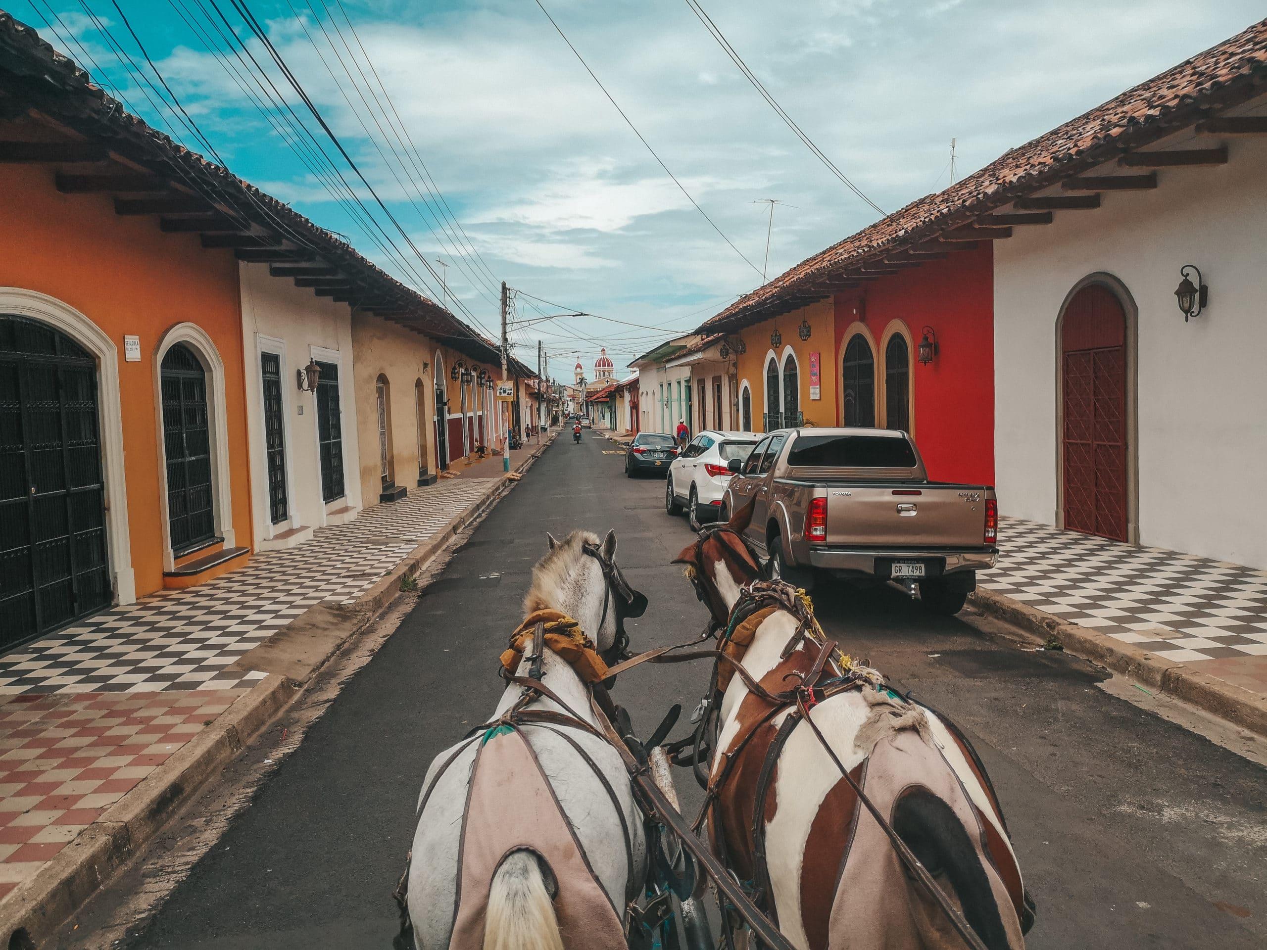 Calèche Granada Nicaragua