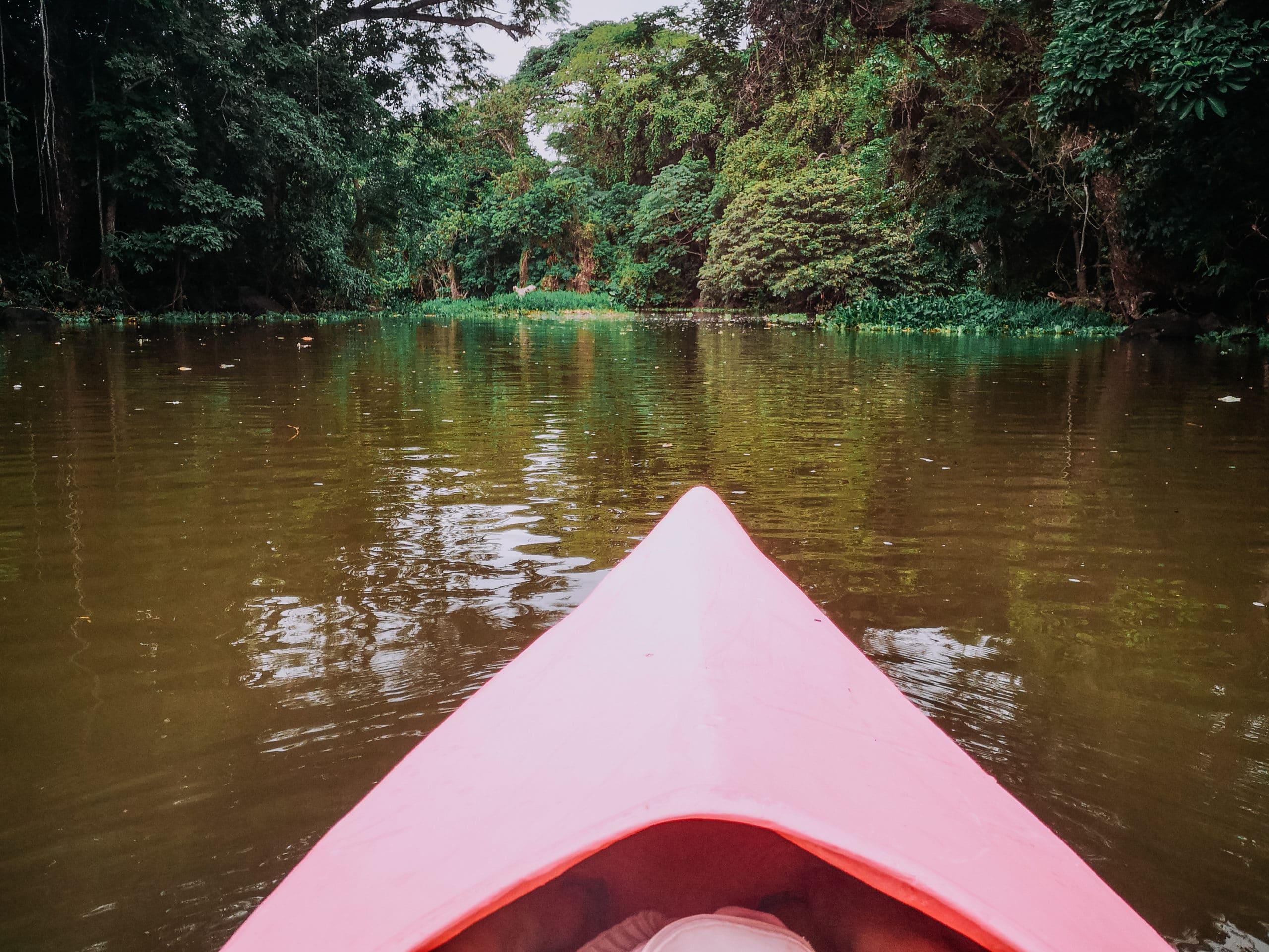 Kayak Granada Nicaragua