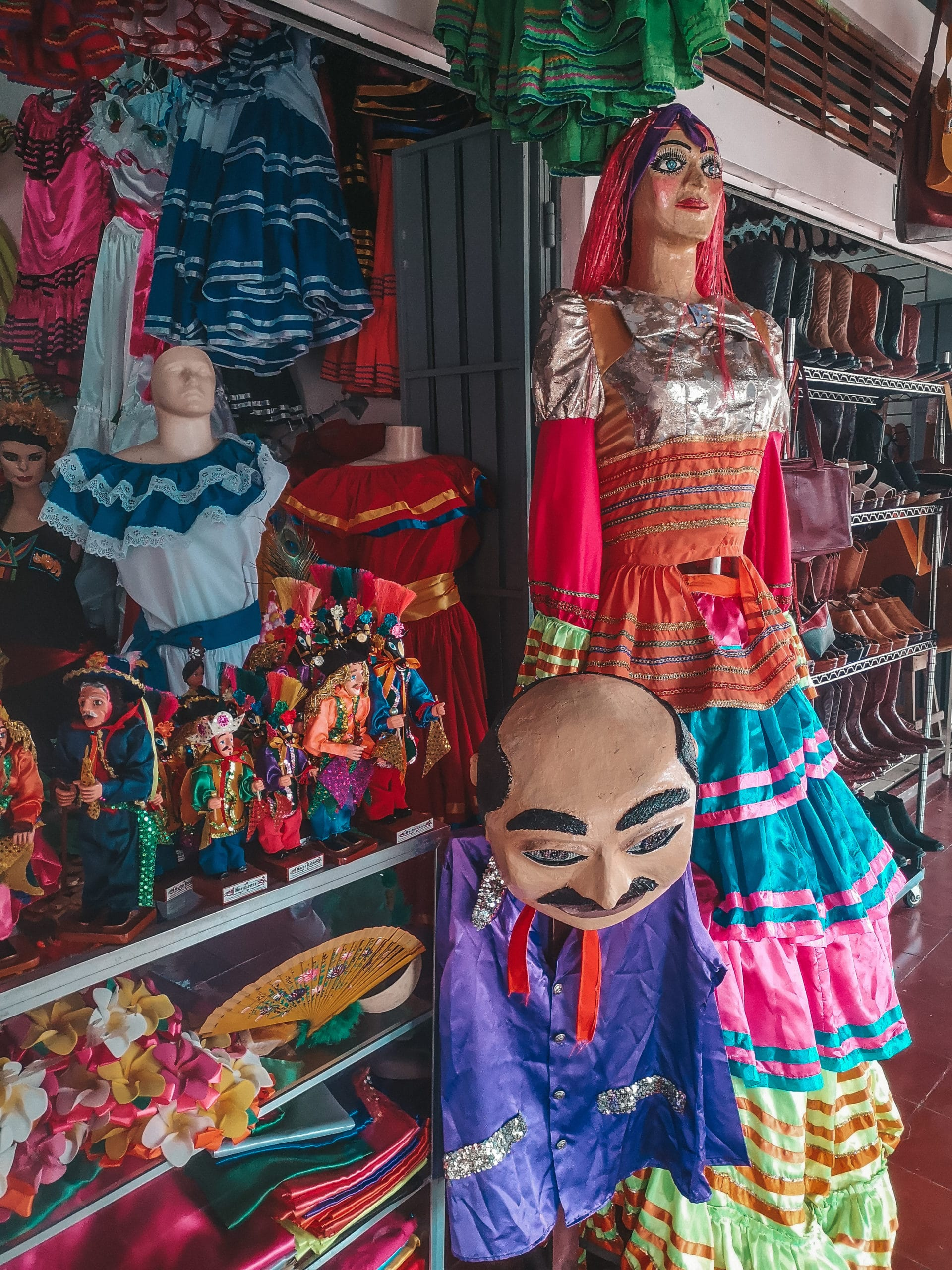 Marché d'artisanat de Masaya, Nicaragua