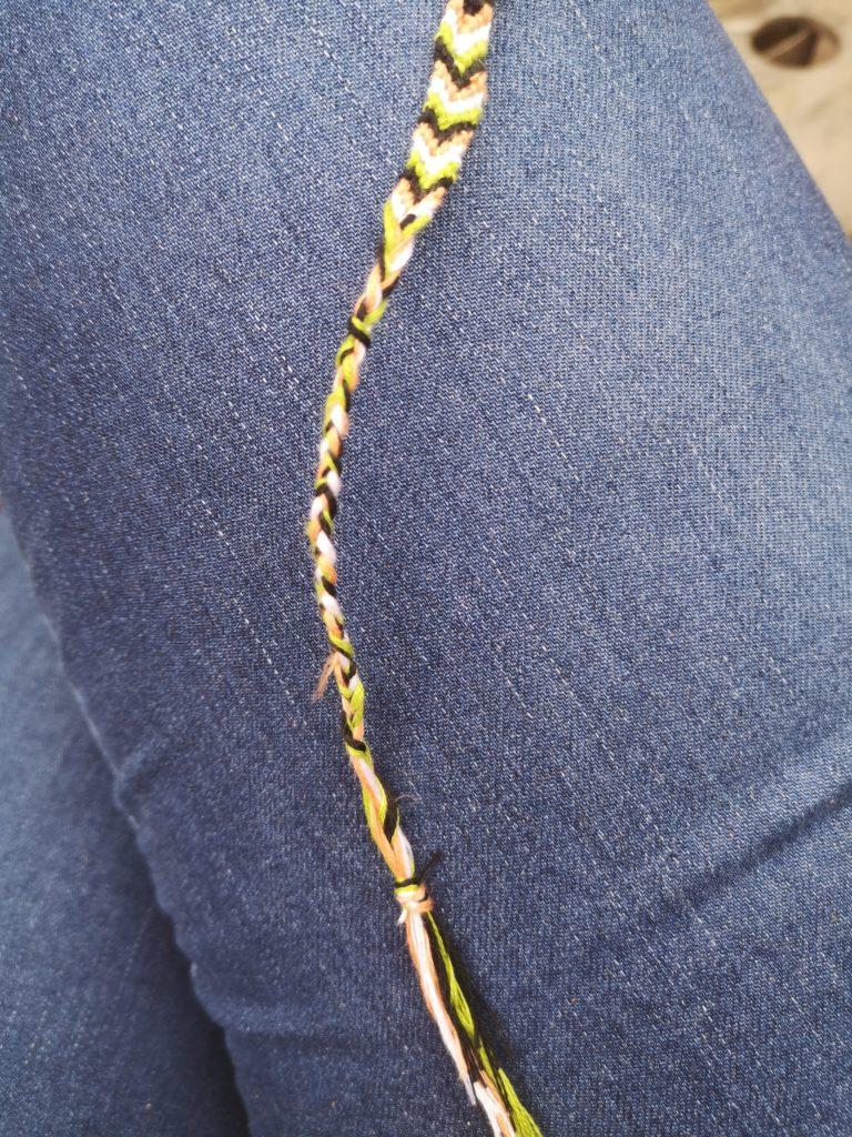Etape 14 : Comment faire des bracelets brésiliens ?