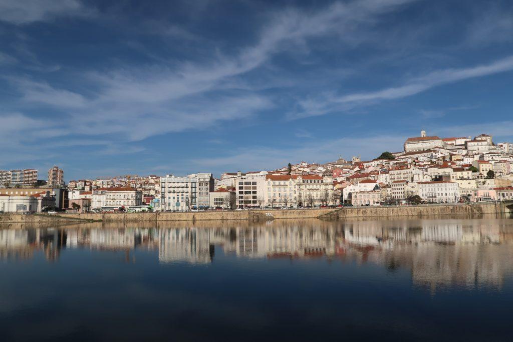 Coimbra Rio Mondego