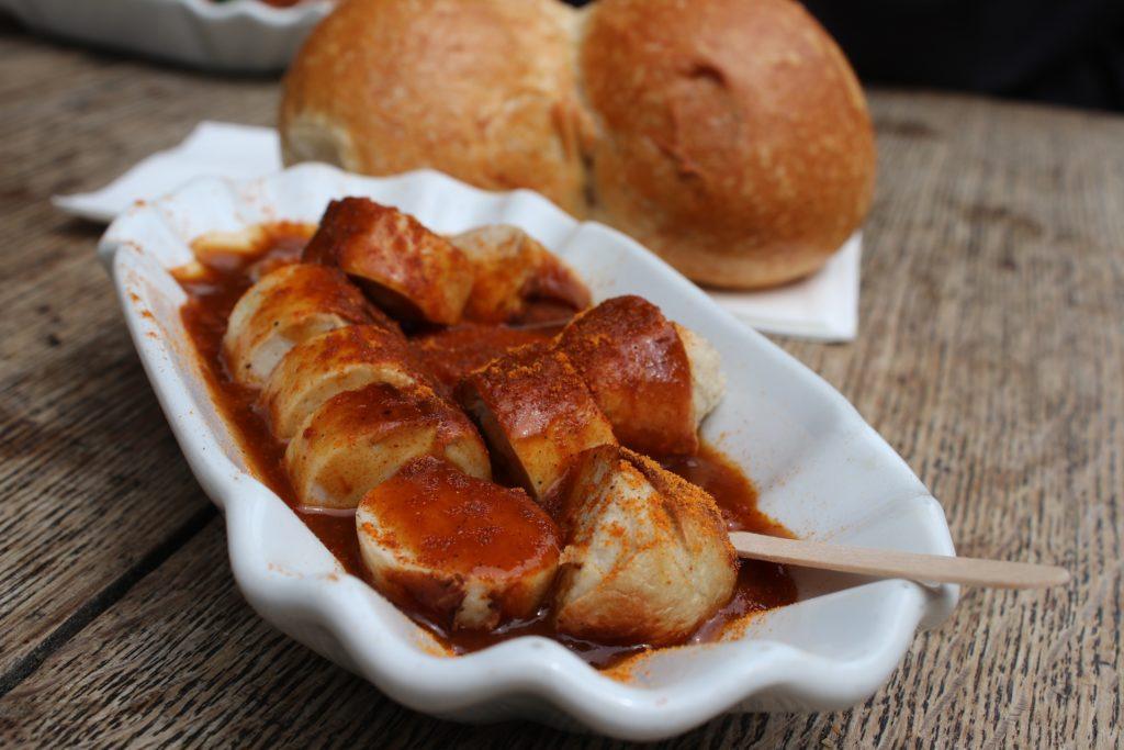 Currywurst Allemagne