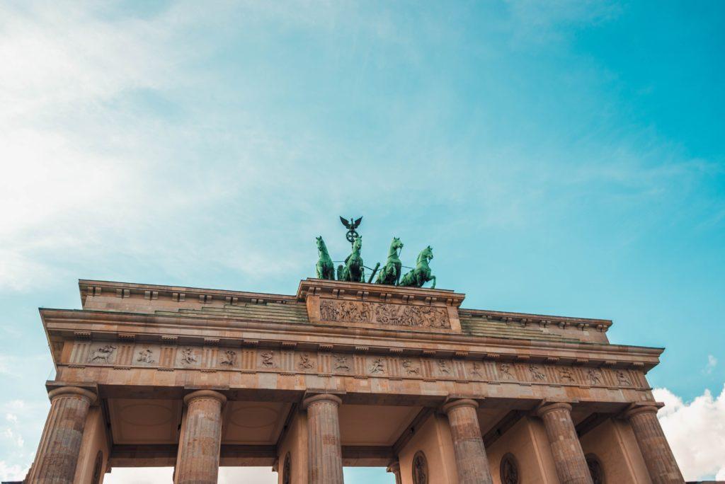 Porte de Brandebourg Berlin