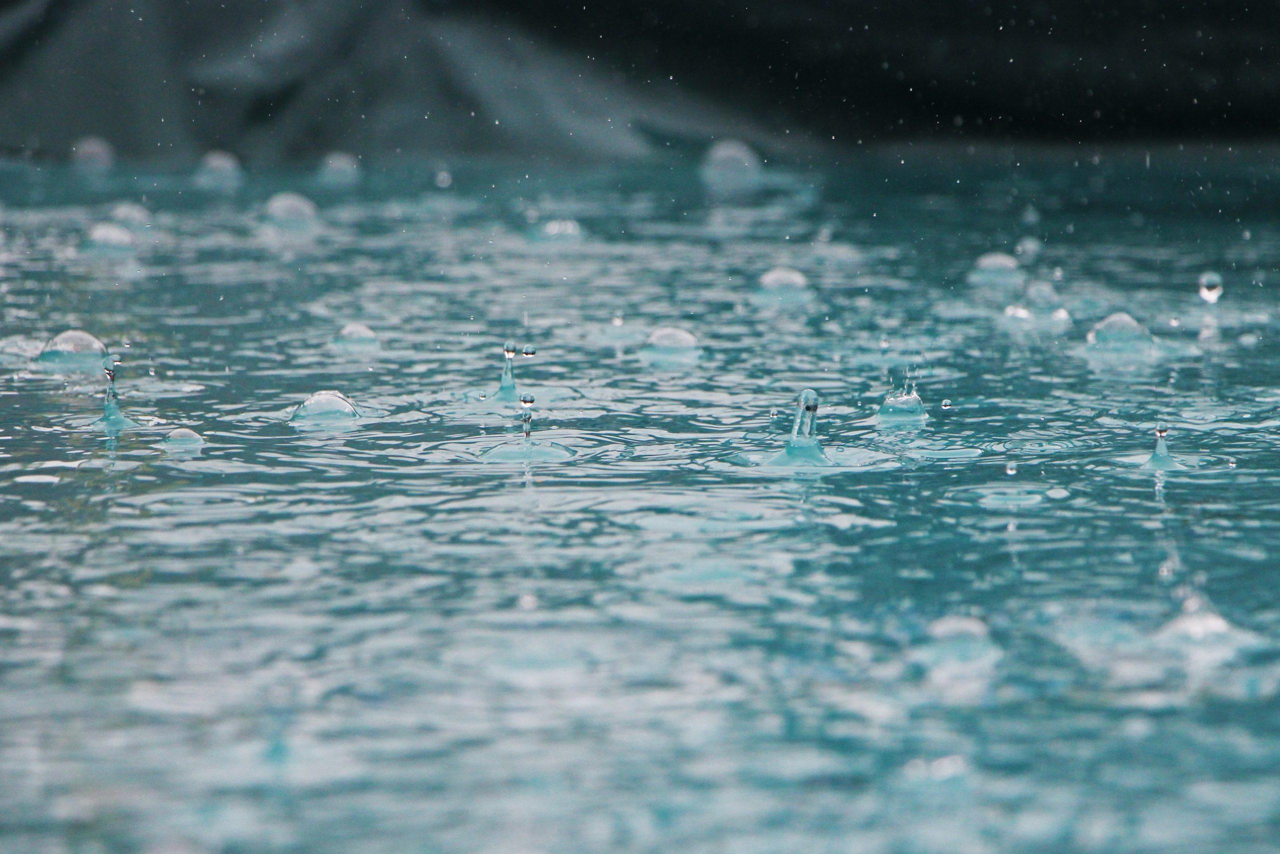 Pluie Costa Rica