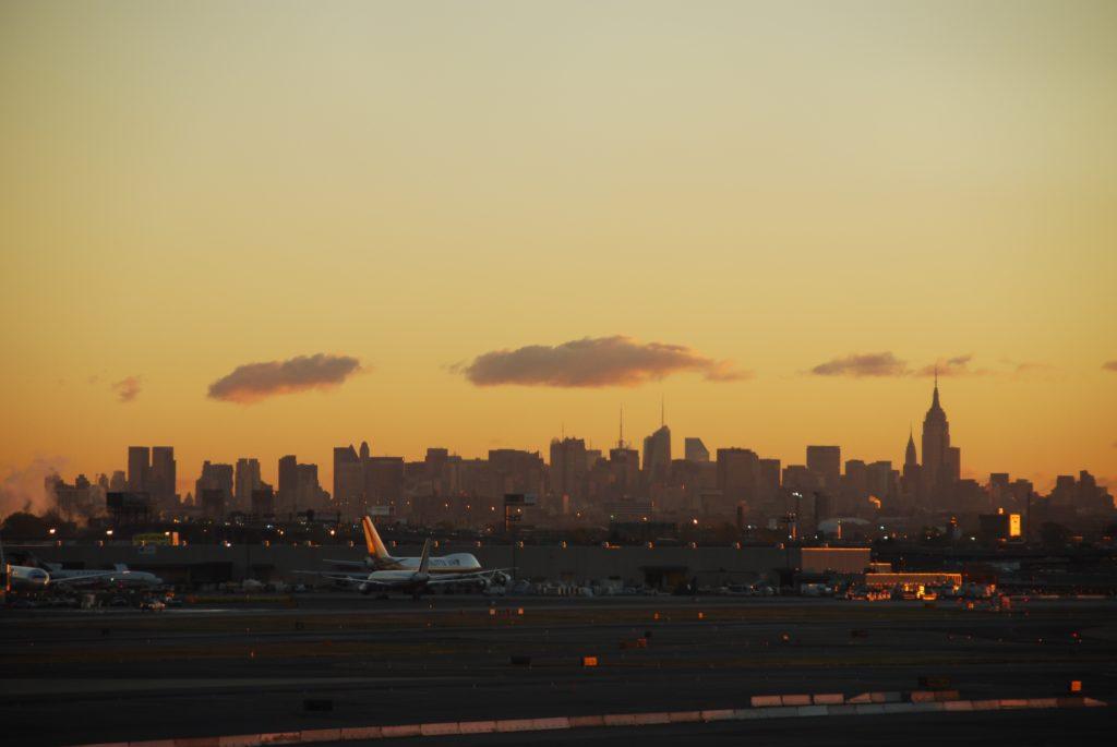 Aéroport de New York | Les Voyages d'Adélaïde