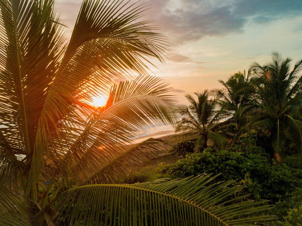 Le Costa Rica mois par mois