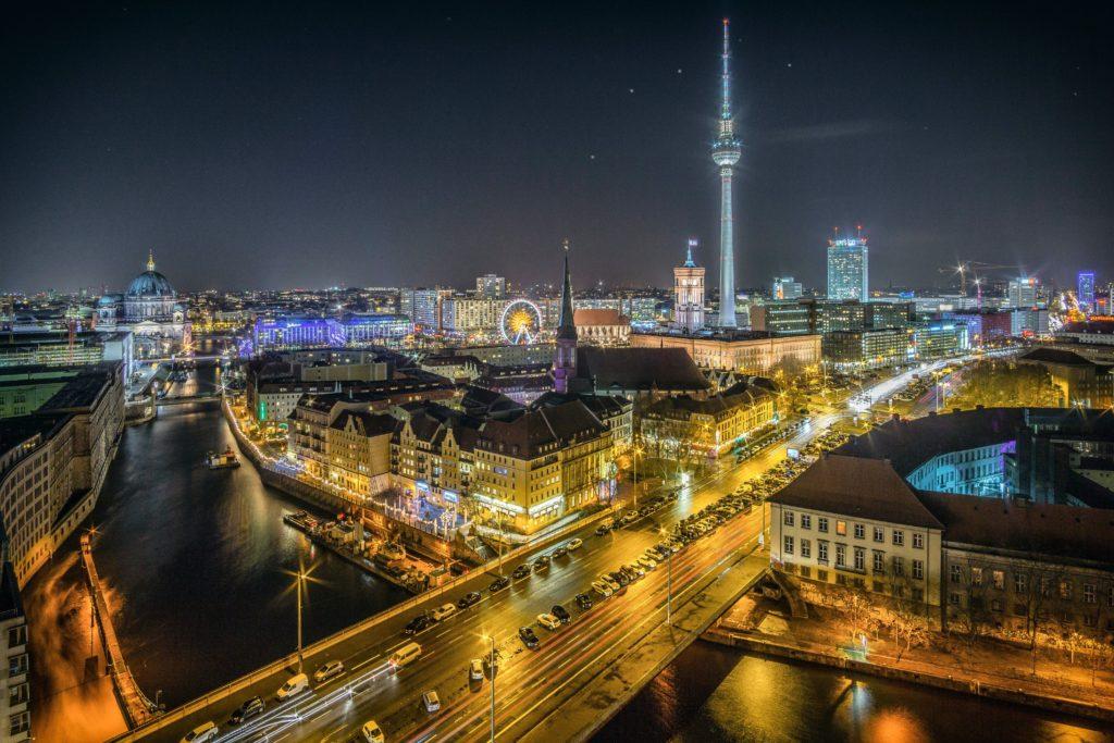 Timelapse Berlin