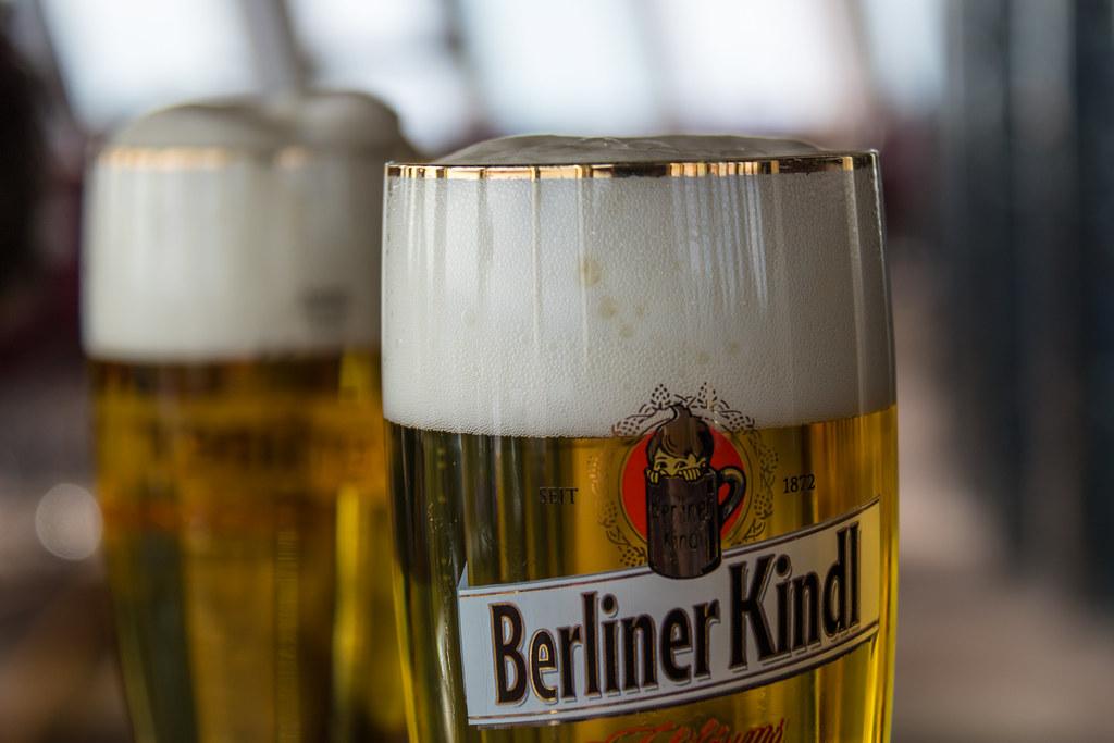 Berliner Kindl bière