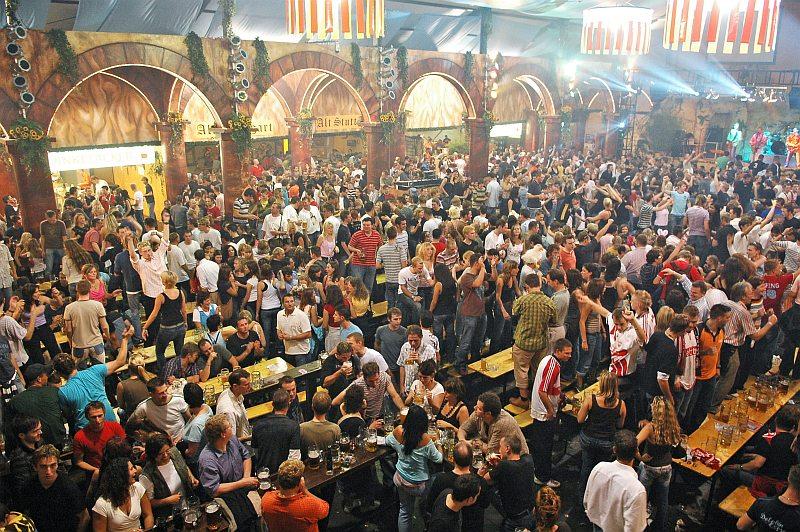 Cannstatter Volksfest Stuttgart