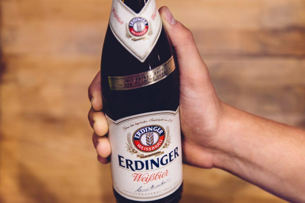 Erdinger bière Allemagne