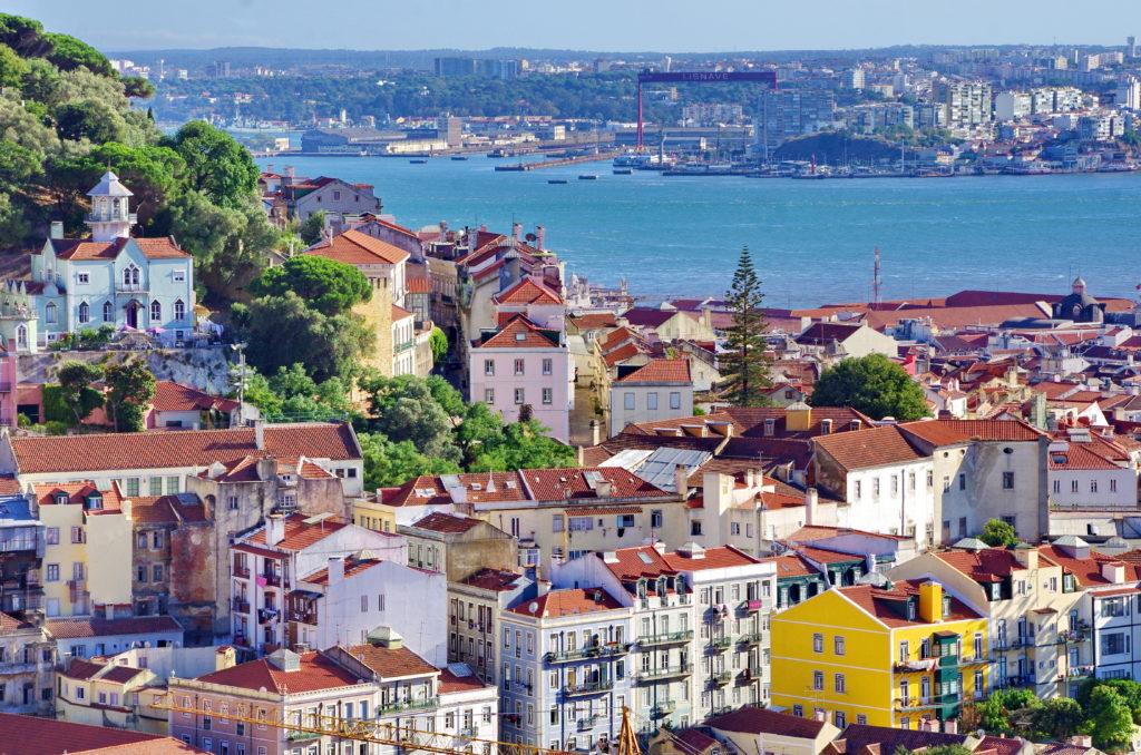 Lisbonne colline