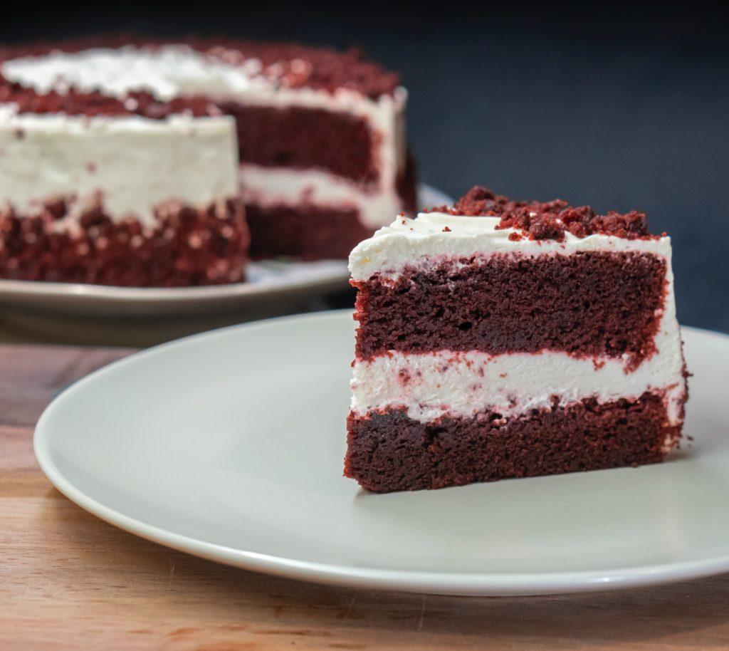 Dessert américain Red Velvet