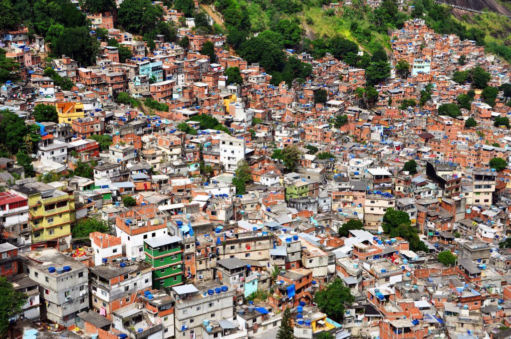Favelas Brésil