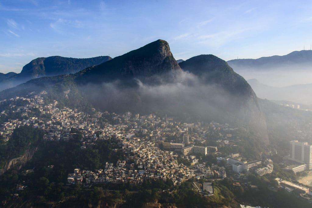 Éthique visiter favelas