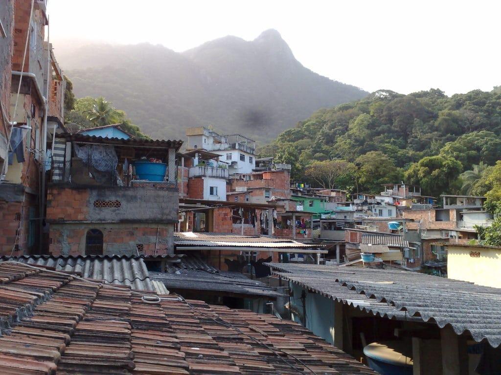 Tourisme favelas