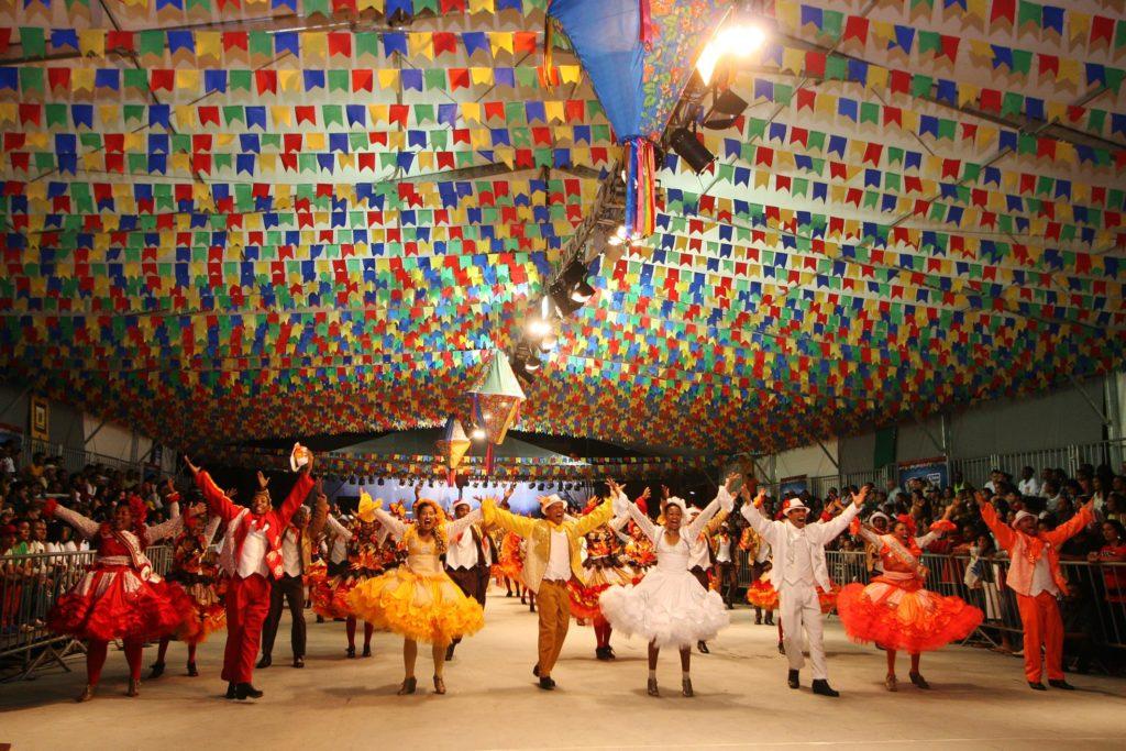 Sao Joao Brésil Festas Juninas