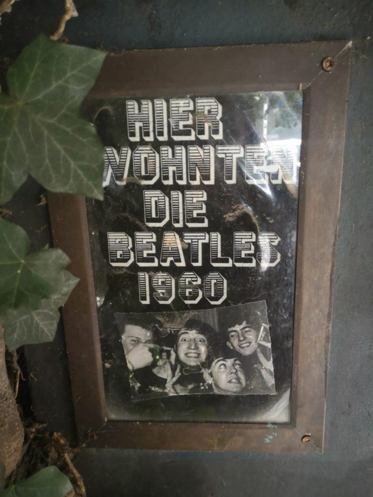 Maison Beatles Hambourg