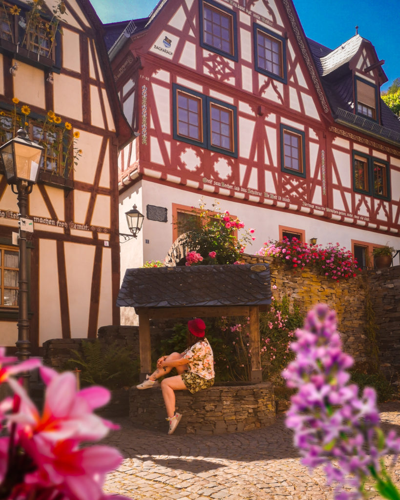 Bacharach Allemagne