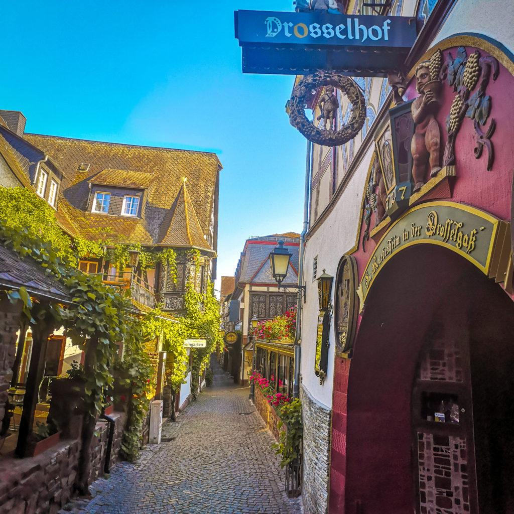 Rudesheim am Rhein Allemagne