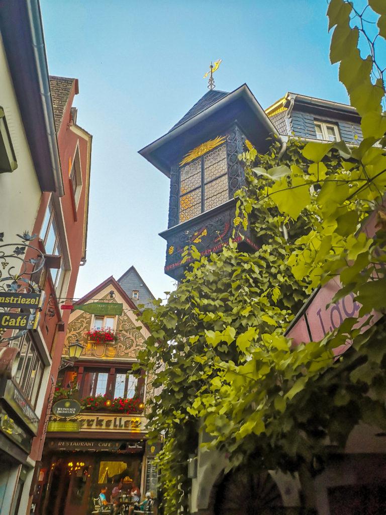Village allemand typique