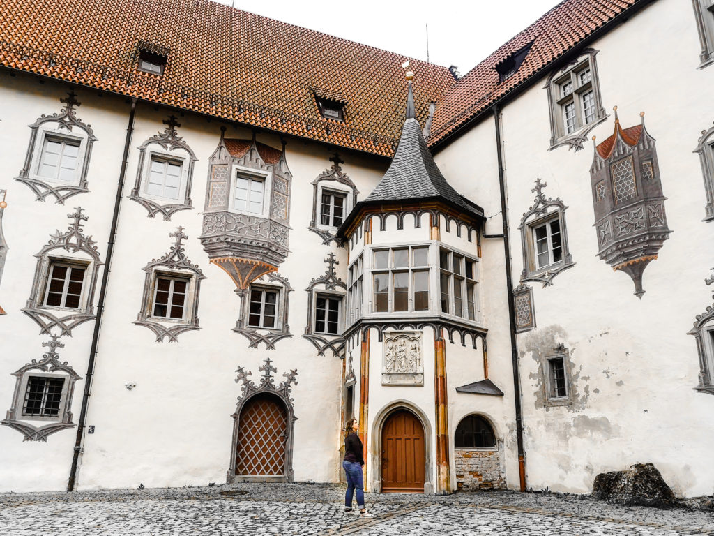 Füssen château