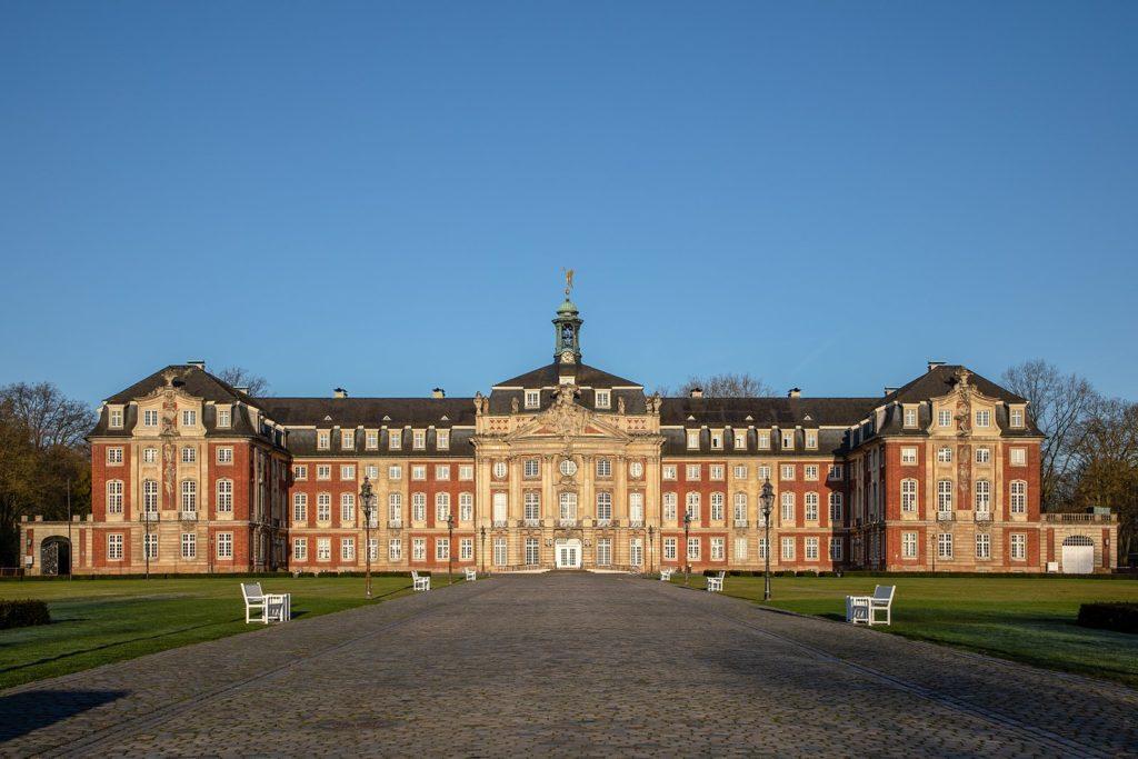 Université de Münster Allemagne