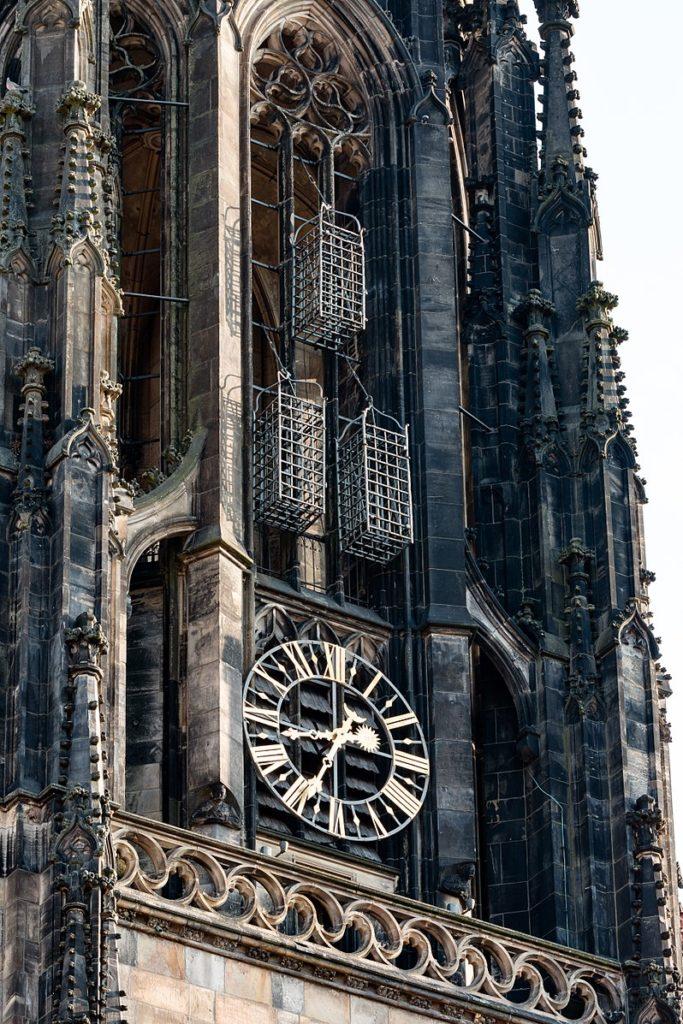 Église Allemagne cages