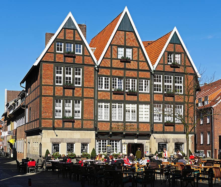 Restaurant Münster Kleiner Kiepenkerl