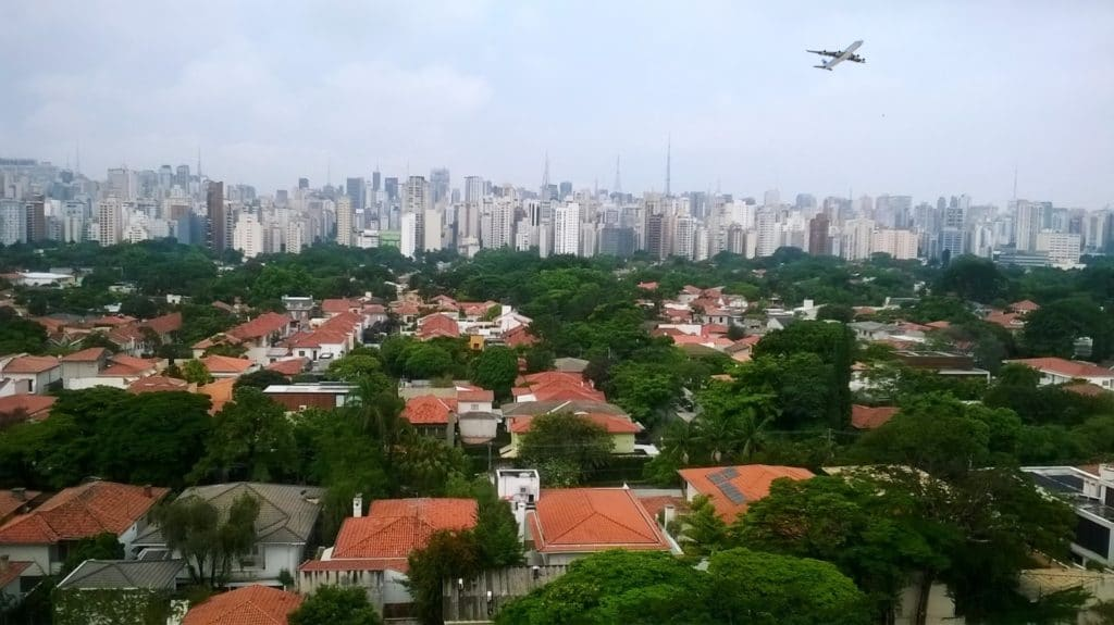 Aéroport Sao Paulo