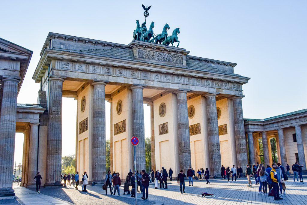 Berlin bâtiment