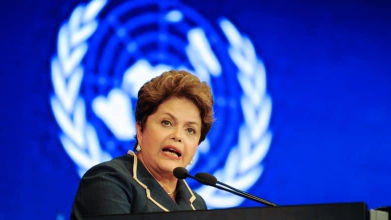 Dilma Rousseff présidente Brésil
