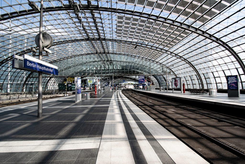Berlin gare