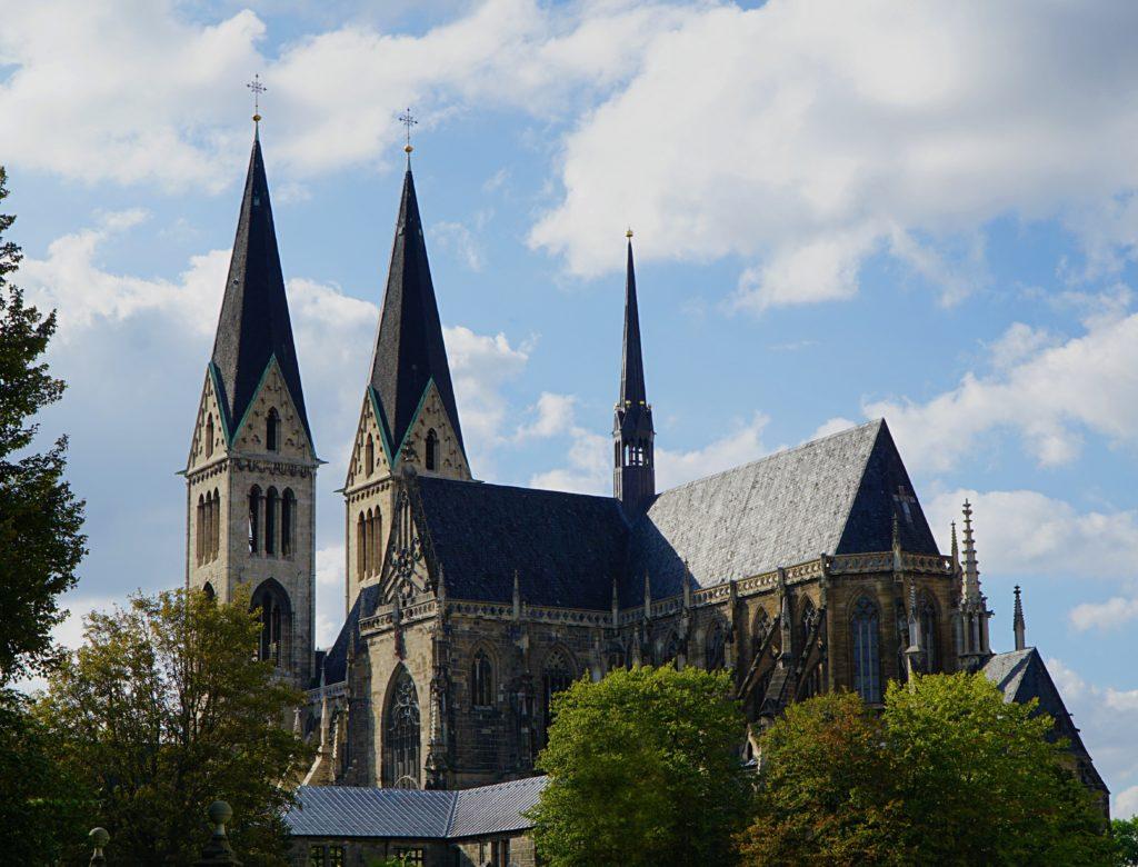 Halberstadt église