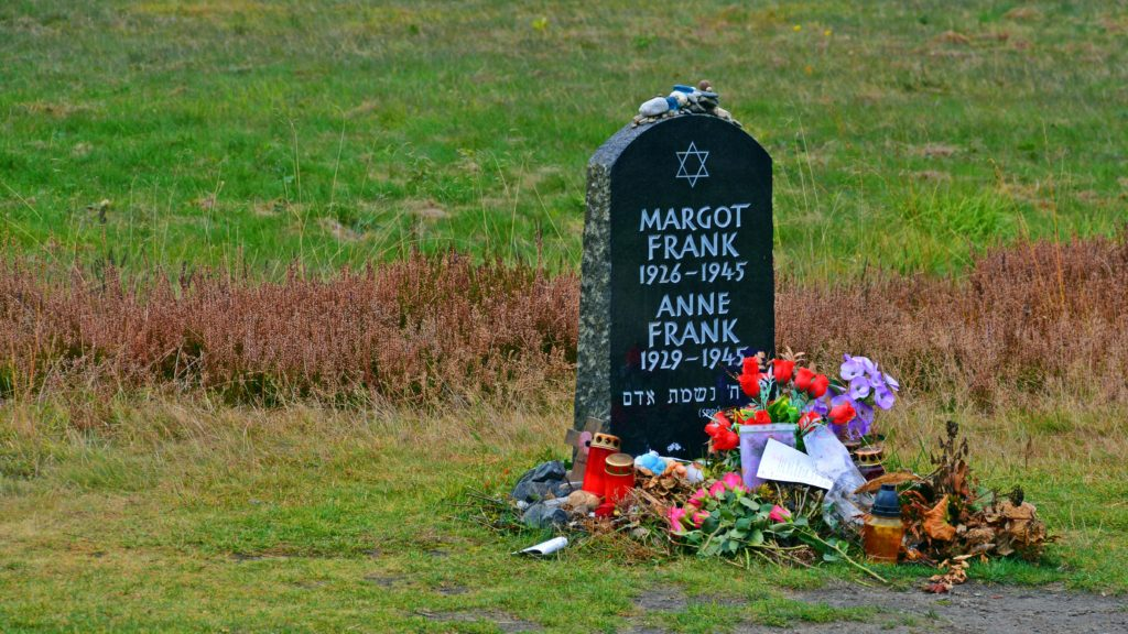 Tombe Anne Frank