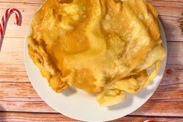 Recette buñuelos et siroop de piloncillo