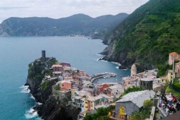 Weekend aux Cinque Terre