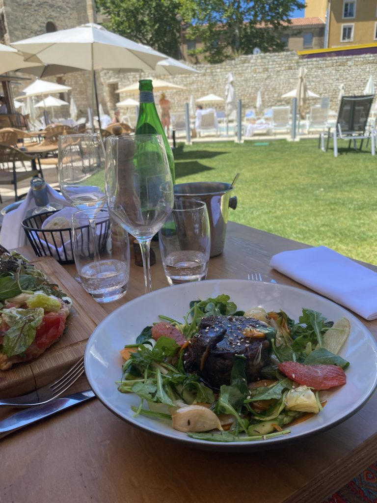 Restaurant l'Orangerie Aquabella