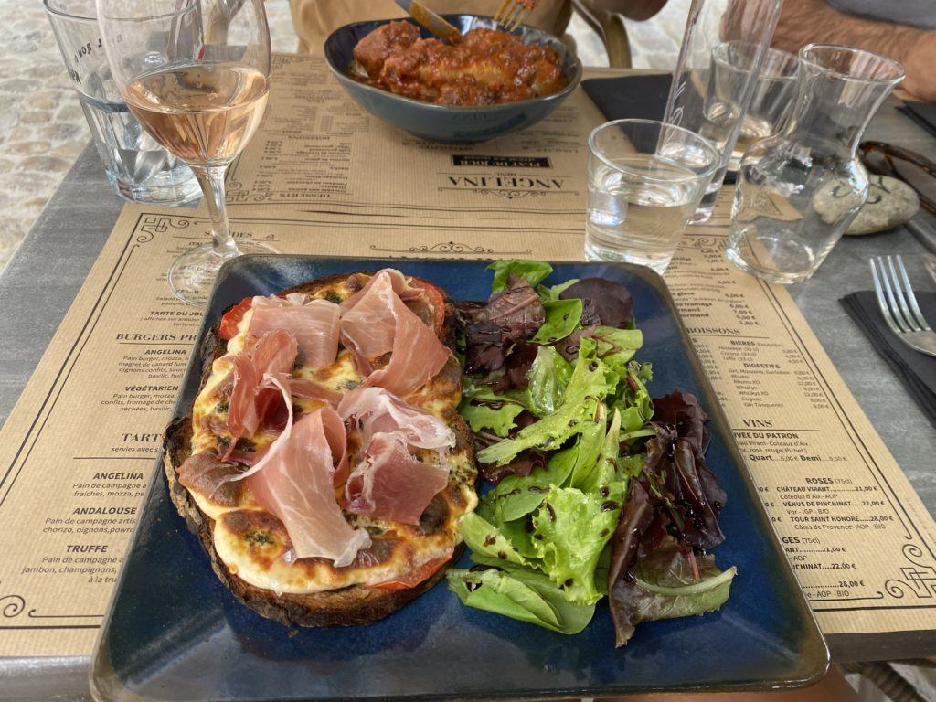 Restaurant Angelina Aix