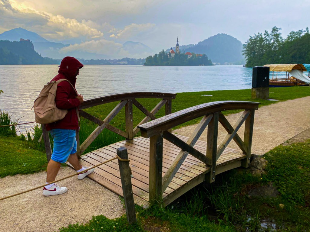 Randonnée lac de Bled
