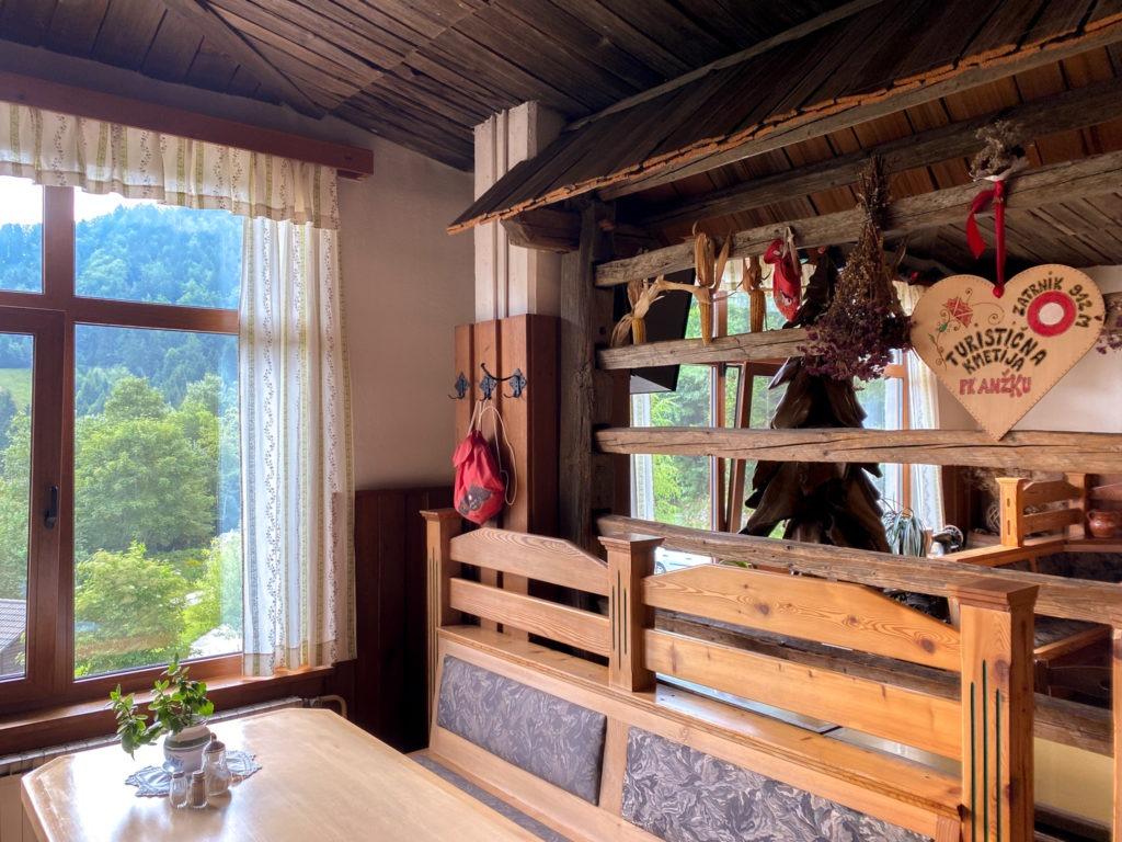 Hôtel Bled Tourist Farm Anž'k