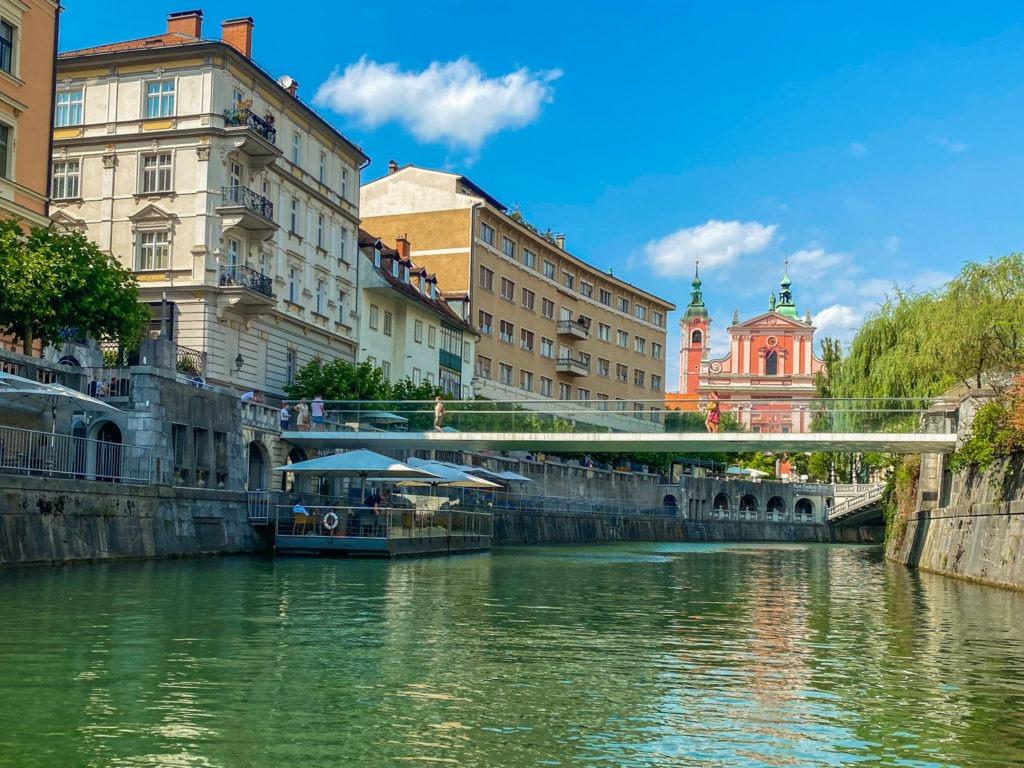 Rivière Lubjanica